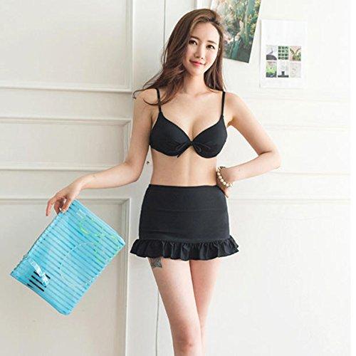 YUPE Hot spring Badeanzug Mode - Badeanzug Abdeckung Bauch Bikini Girls
