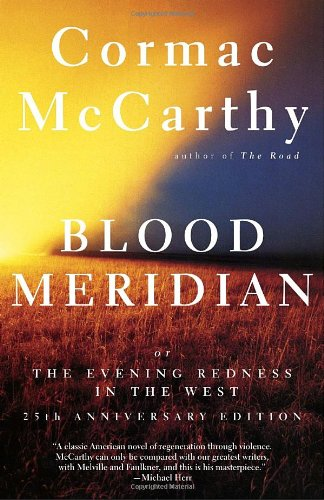 Book cover for Blood Meridian