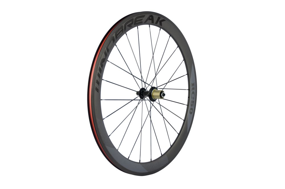 Sunrise Bike Carbon Road Wheels 700C 50mm Clincher Wheelset 3k Matte Finish with Decal by SunRise (Image #4)