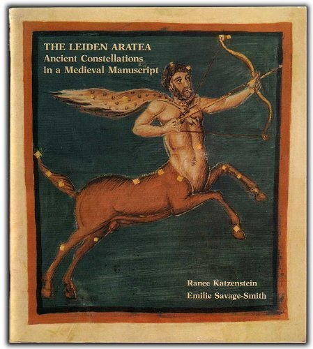 The Leiden Aratea: Ancient Constellations In A Medieval Manuscript