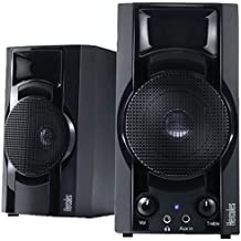 Hercules 4769225 30 DJ Club Speaker System XPS 2.0 System - Black Consumer Electronics
