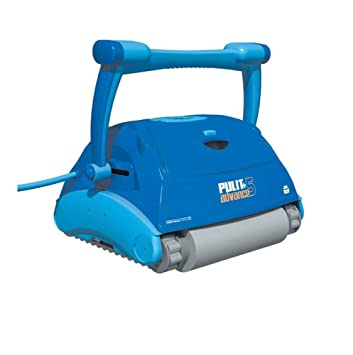 AquaForte Pulit Advance + 5 robot aspirador para piscinas limpiador Pool Robot aspirador: Amazon.es: Jardín