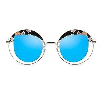 Tendencia de la moda gafas de sol, la versión coreana de ...