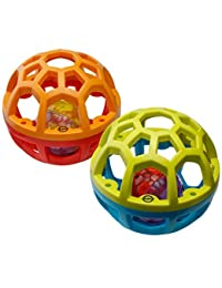 Playkidz Super Durable Developmental Bendy Ball infant ball for kids. (Colors May Vary) BOBEBE Online Baby Store From New York to Miami and Los Angeles