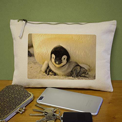 Azeeda cl00000033 Pingüino' Bolso Accesorios Case Embrague 'polluelo De Del 8pz7rqxZn8