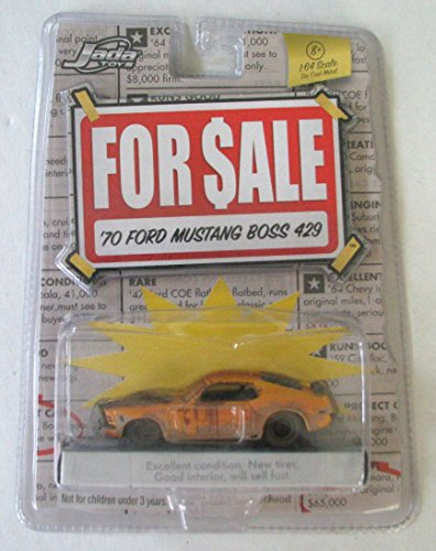 """Jada Toys """" For Sale """" 1/64 Scale"""