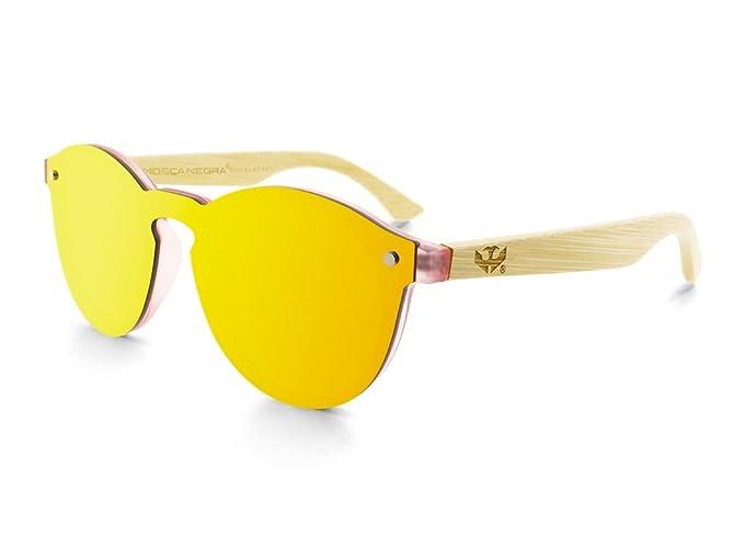 Gafas de sol lente plana MOSCA NEGRA modelo MIX TRIBECA