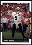 #3: 2017 Donruss #200 Drew Brees New Orleans Saints Football Card