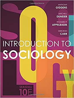 introduction to sociology seagull tenth edition pdf free