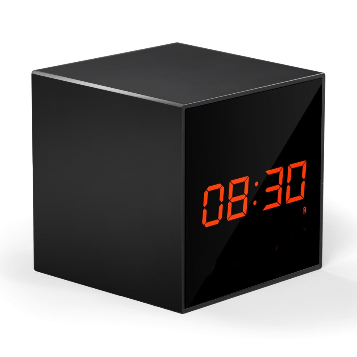 ProElite WL01 WiFi Enabled Clock with Hidden Camera & SD