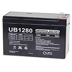 The UPG D5779 Sealed Lead Acid Batteries can be utilized in UPS backup systems, spotlights, flashlights, exit lighting & other equipments.