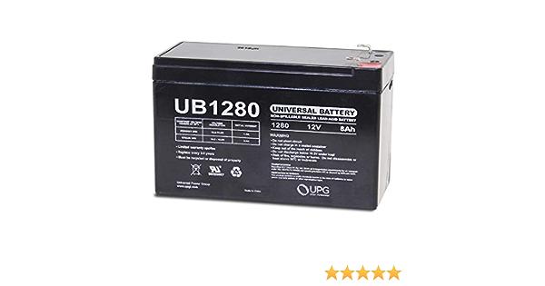 Universal Power Group UPG 40790 Black Marine Smart Box