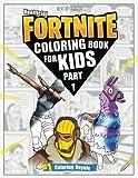 Fortnite Coloring Book