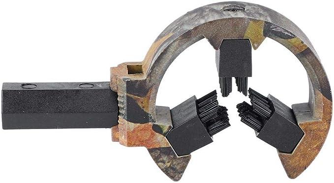 Arrow Rest 2 Types Universal Camouflage Brush Arrow Rest Compound Bow Recurve Bow Archery TP812