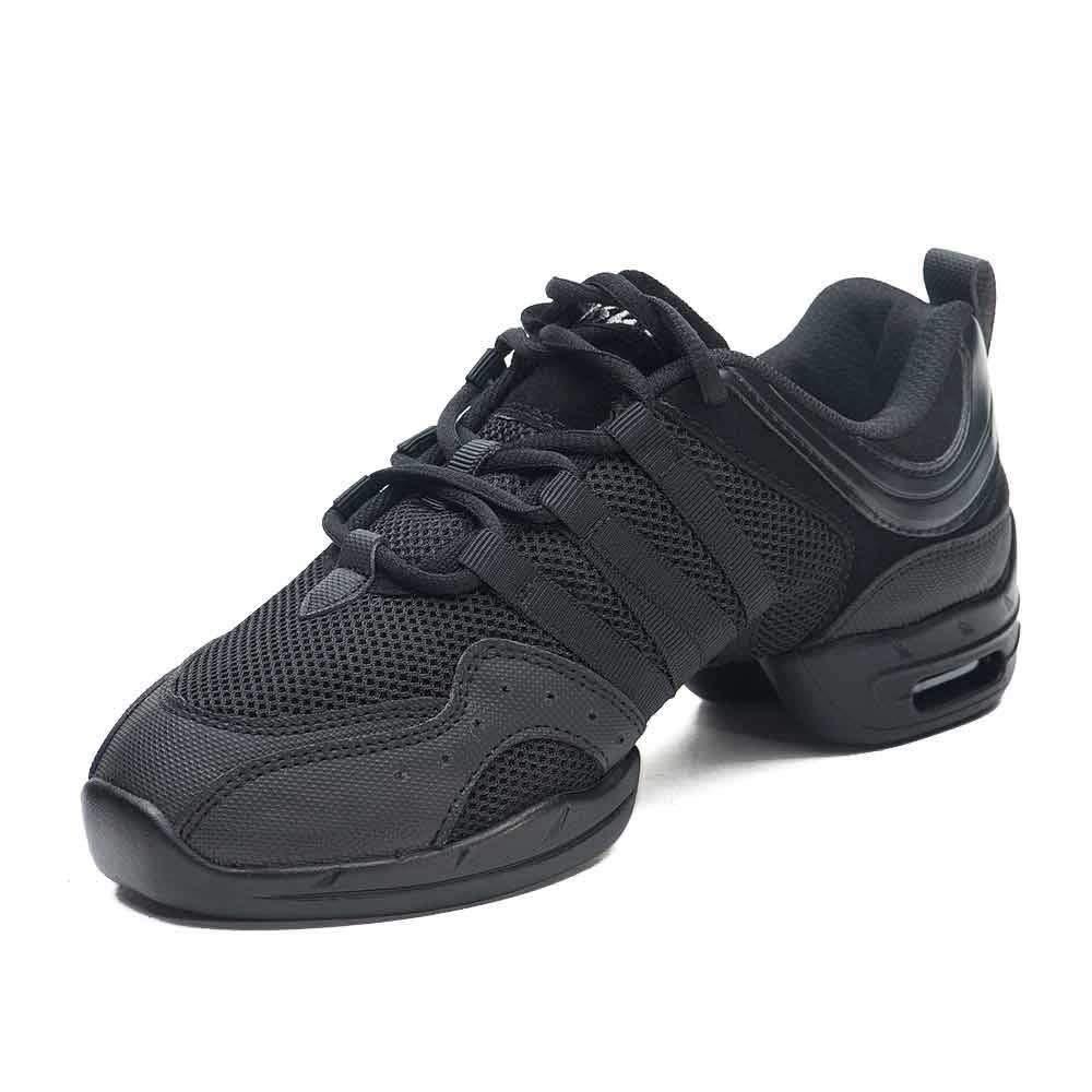SKAZZ P22 M Tutto schwarz Schuh Tanz Turnschuhe p-Sole für für für Erwachsene Kinder B00X7X8NAG Tanzschuhe Billig 80876f