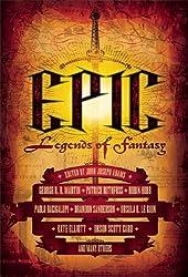 Epic: Legends of Fantasy (Black Magician Trilogy)
