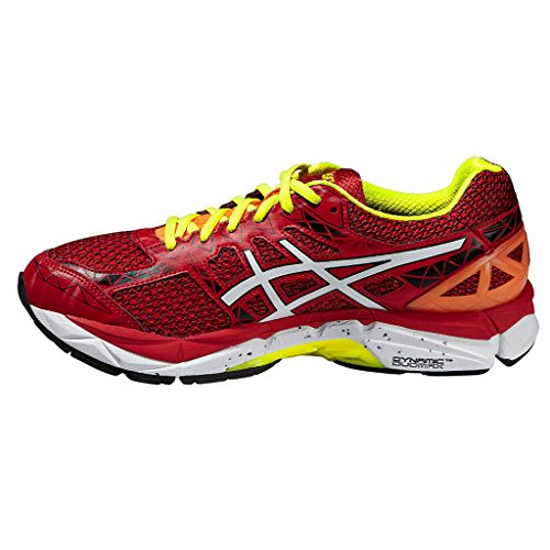Asics Scarpe GT-3000 4, Racing Red/White/Hot Orange