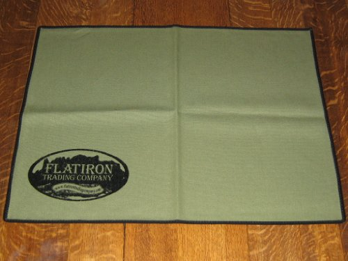 Hemp Pet Mat/Placemat-Olive - 28