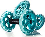 CORE wheels Ab and Upper Body Fitness Workout Equipment