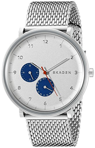 Skagen-Mens-SKW6187-Hald-Stainless-Steel-Mesh-Watch