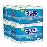Quilted Northern Ultra Soft & Strong Double Rolls Toilet Paper, 48 Count