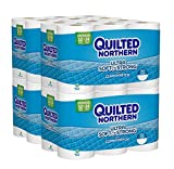 Quilted Northern  Ultra Soft & Strong Toilet Paper, 48 Double Rolls (Four 12-Roll Packages), Equivalent to 96 Regular Rolls--Packaging May Vary