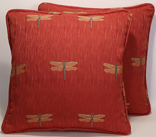 Handmade Decorative Throw Pillows,Set of 2 18