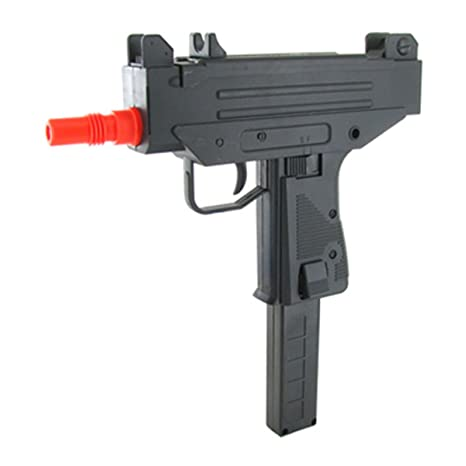 well d93 airsoft full size uzi style auto electric pistol(Airsoft Gun)