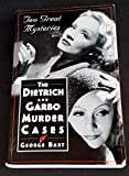 img - for The Dietrich And Garbo Murder Cases book / textbook / text book