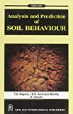img - for Analysis and Prediction of Soil Behaviour book / textbook / text book