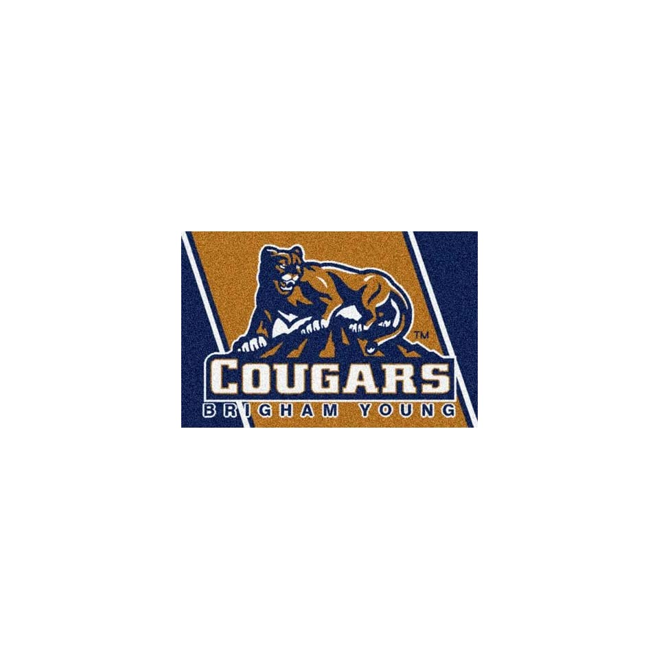 Brigham Young (BYU) Cougars 33 x 45 Team Door Mat