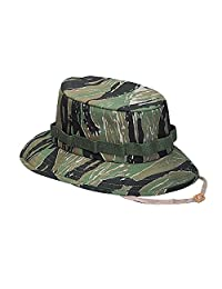Rothco Jungle Hat, Tiger Stripe, X-Large