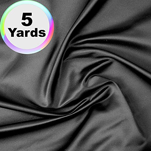 Best satin fabric by the yard prime for 2020