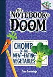 Chomp of the Meat-Eating Vegetables, Troy Cummings, 0545553008
