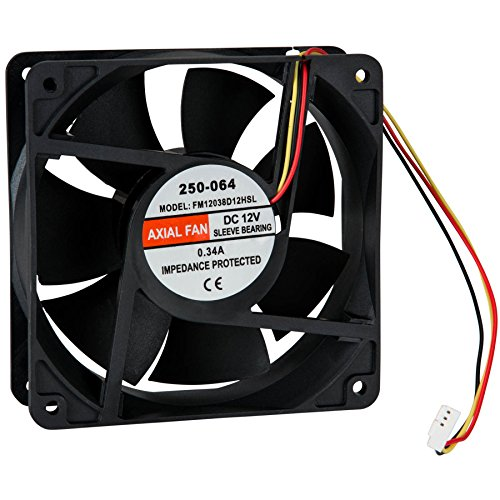 Cooling Fan VDC 120 38mm