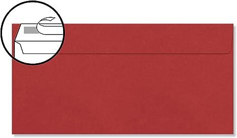Buste formato DIN lungo 220 x 110 mm FarbenFroh by GUSTAV NEUSER chiusura adesiva 25 Umschl/äge 25 lime