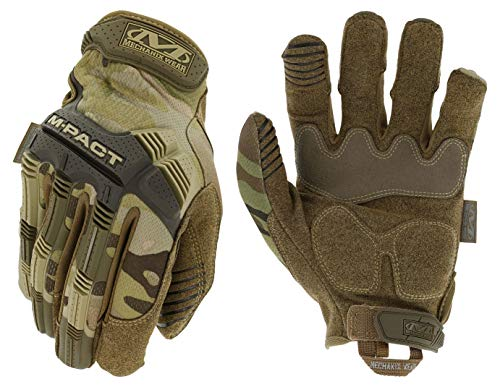 (Mechanix Wear - MultiCam M-Pact Tactical Gloves (Medium, Camouflage))