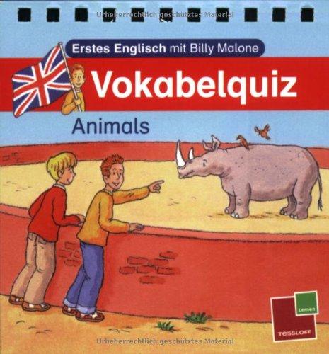 Vokabelquiz Animals