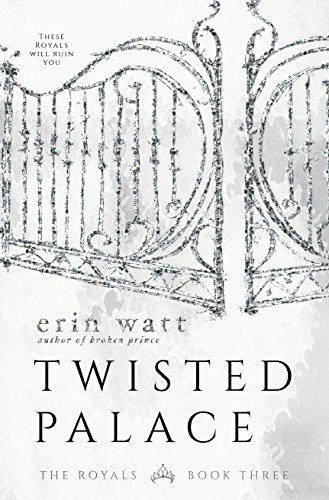 Twisted Palace A Novel (The Royals)