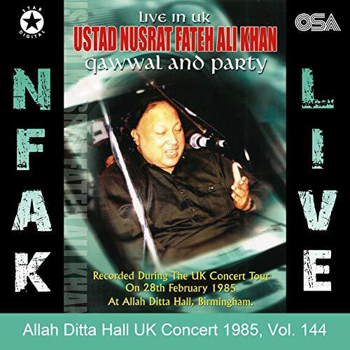 Raat Ki Teeragi Se Na Mayoos Ho (Live Version) (Allah Ho Allah Nusrat Fateh Ali Khan)