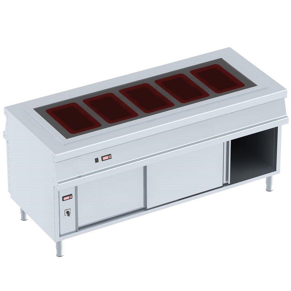 macfrin 10054 G13 muebles caliente con soporte de placa ...