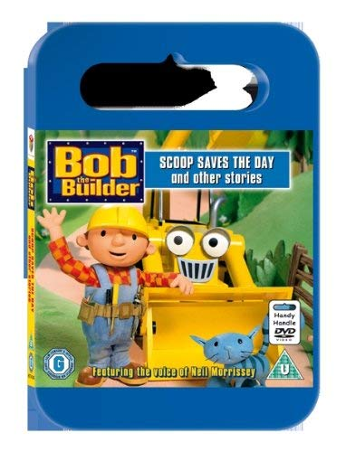 Bob The Builder - Scoop Saves The Day [DVD] [2009] (Bob The Builder Scoop Saves The Day)