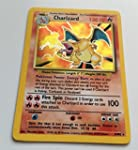 Pokemon Charizard 4 102 Base Set Holo Card
