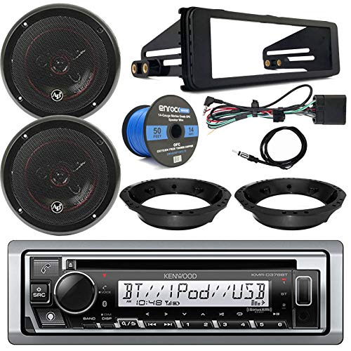 Harley Davidson Stereo Package