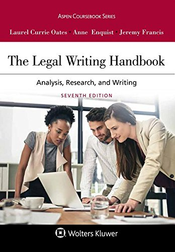 Top 10 recommendation legal writing handbook for 2019