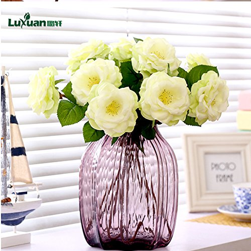 12-PCS-DIY-Wedding-Rose-Peony-Silk-Flowers-Bouquet-Arrangements-Artificial-Flowers-Decor-Decoration