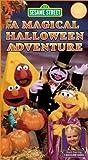 Sesame Street - A Magical Halloween Adventure [VHS]