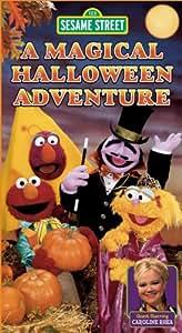Amazon.com: Sesame Street - A Magical Halloween Adventure