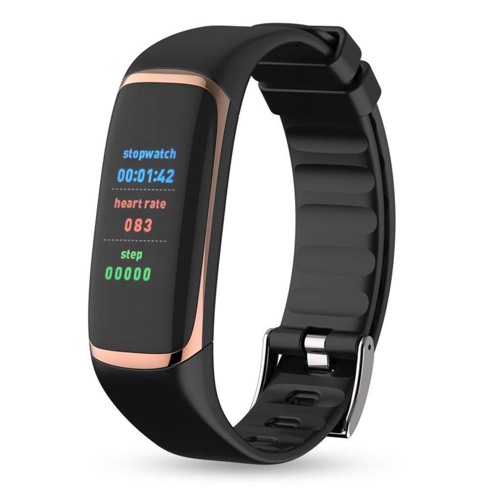 MI-Pedometri Smart Armband Herz Gesundheit Echtzeit Blutsauerstoffmonitor Routine abnormal