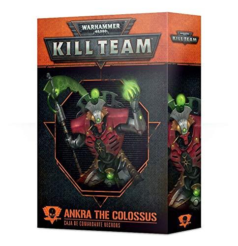 Games Workshop Kill Team: Ankra The Colossus Comandante ...